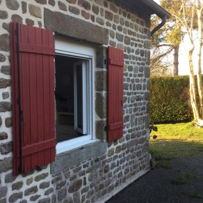 Les Coquelicots, gîte cosy en petits séjours proche Mont St-Michel (1 à 6 nuits)